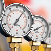 Pressure tank gauge