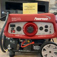 Generac Powermate 3500