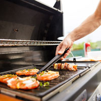 Tips for healthy summer grilling