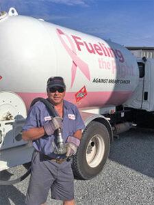 propane delivery in goldsboro