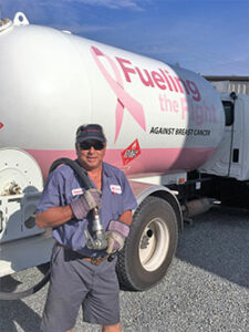 propane delivery in greenville